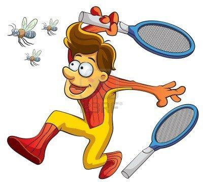 12848214-mosquito-hunter