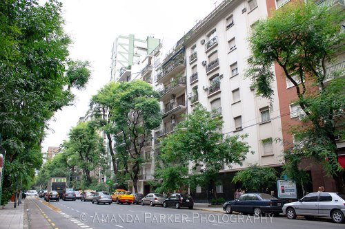 Large sweeping avenues lined with trees make up this capital city